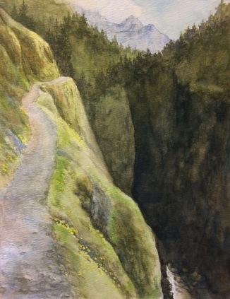 2017 0401 Eagle Creek Trail