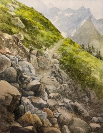 2018 1201 Shuksun's Glacier Trail